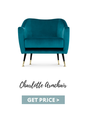mid-century suspension lamps Get The Look: Mid-Century Suspension Lamps Are Back! charlotte armchair