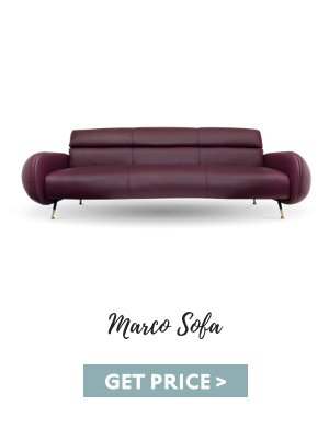 mid-century suspension lamps Get The Look: Mid-Century Suspension Lamps Are Back! marco sofa 1