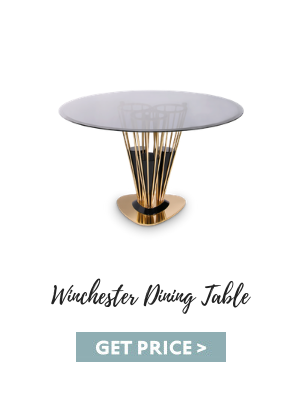 mid-century suspension lamps Get The Look: Mid-Century Suspension Lamps Are Back! winchester dining table 1