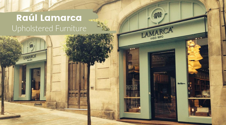 Raúl Lamarca_ Leading Upholstered Furniture Brand in Spain_feat upholstered furniture Raúl Lamarca: Leading Design and Upholstered Furniture Brand Rau  l Lamarca  Leading Upholstered Furniture Brand in Spain feat 768x425