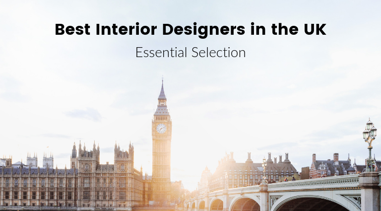 The 10 Best Interior Designers in the UK Right Now!_feat best interior designers The 10 Best Interior Designers in the UK Right Now! The 10 Best Interior Designers in the UK Right Now feat 768x425