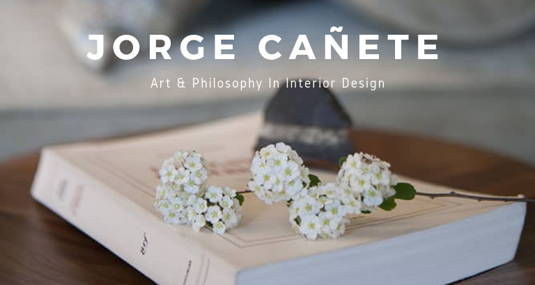Jorge Cañete_ Art & Philosophy In Interior Design_feat jorge cañete Jorge Cañete: Art & Philosophy In Interior Design Jorge Ca  ete  Art Philosophy In Interior Design feat 768x410