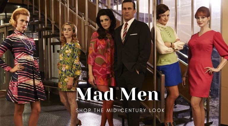 Mad Men_ Shop The Mid-Century Look mad men Mad Men: Shop the Mid-Century Look Mad Men  Shop The Mid Century Look 768x425
