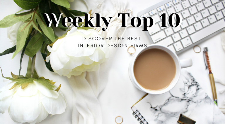 Weekly Top 10_ Discover The Best Interior Design Studios_feat interior design studios Weekly Top 10: Discover The Best Interior Design Studios Weekly Top 10  Discover The Best Interior Design Studios feat 1 768x425
