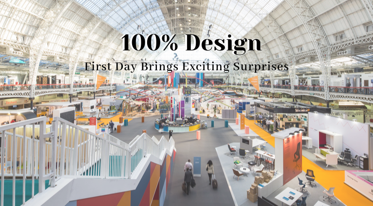 100% Design_ First Day Brings Exciting Surprises_feat 100% design 100% Design: First Day Brings Exciting Surprises 100 Design  First Day Brings Exciting Surprises feat 1 768x425