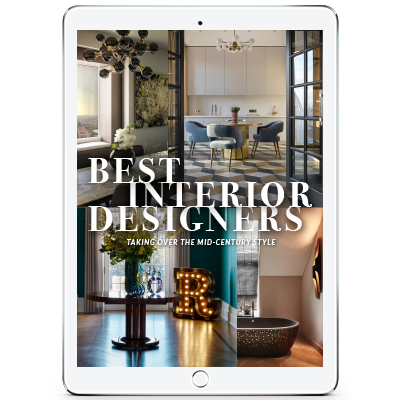 Best Interior Designers - Taking Over The Mid-Century Style