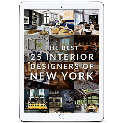 The Best 25 Interior Designers of NEW YORK