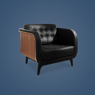 brando, armchair, upholstery, living room furniture, mid century modern furniture, unique design, unique piece, unique furniture, unique, Essential Home