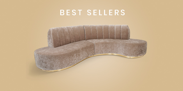sherman, sofa, upholstery, mid century furniture, mid century modern living room, mid century modern, Essential Home