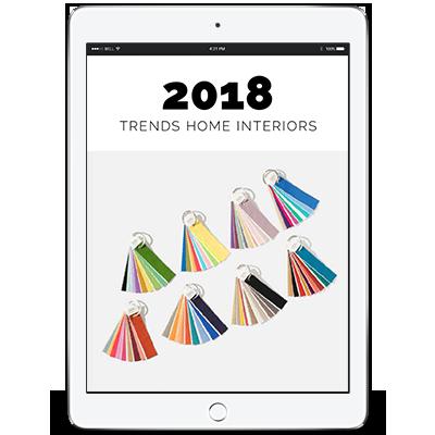 Design Books 2018 trends home interiors