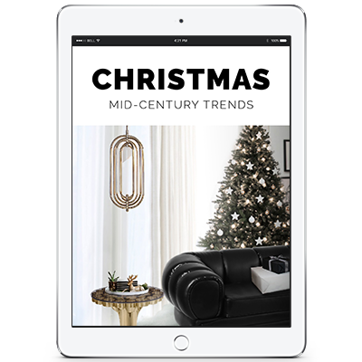 Design Books mid century christmas trends