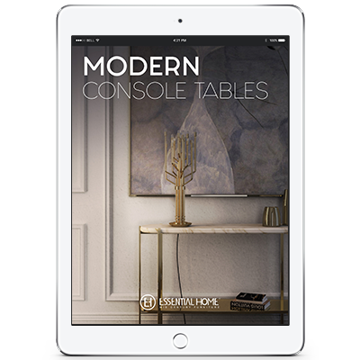 Console Tables  Design Books modern console tables