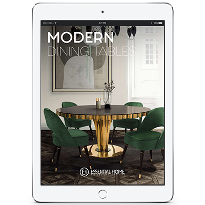 Modern Dining Tables  Design Books modern dining tables