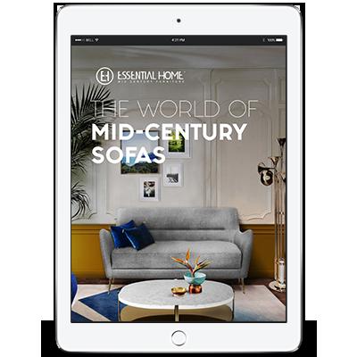 Modern Sofas  Design Books the world of mid century sofas