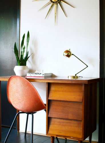 Mid Century Modern Home Office Ideas