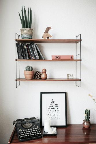 Mid-century Modern Home Office Ideas – Inspirations ...