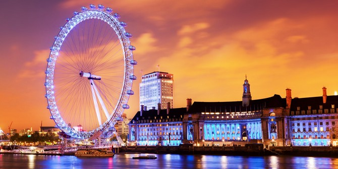 Coca Cola London Eye  10 Places to Visit in London Coca Cola London Eye