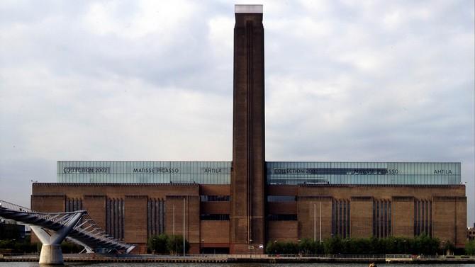 Tate Modern  10 Places to Visit in London Tate Modern