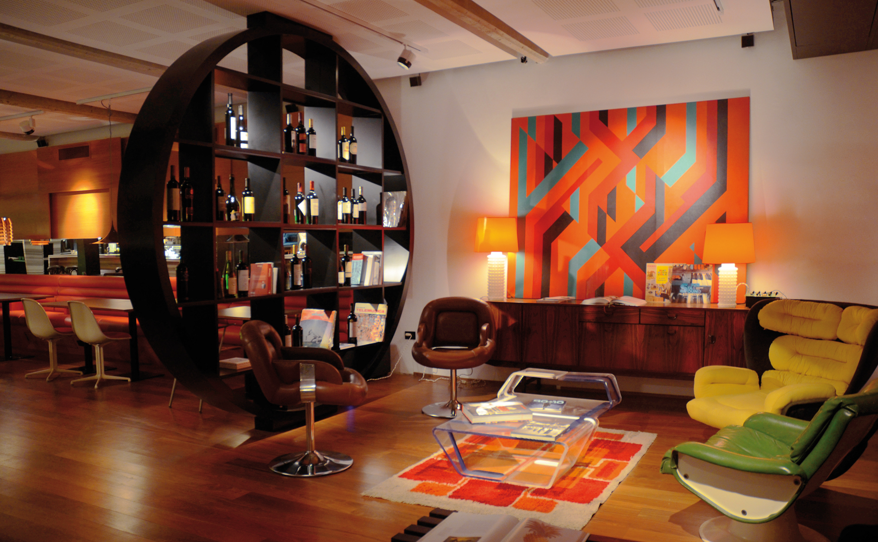 Retro Interior Design The Nostalgic Style