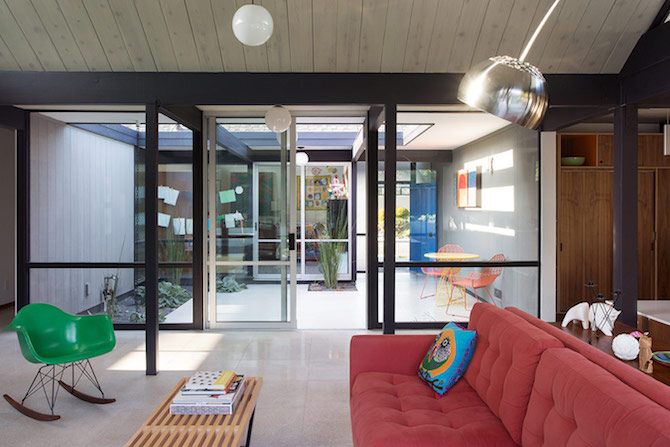 Bringing Mid-century Modern style to a Silicon Valley Home_1399 mid-century modern Bringing Mid-century Modern style to a Silicon Valley Home Bringing Mid century Modern style to a Silicon Valley Home 1399