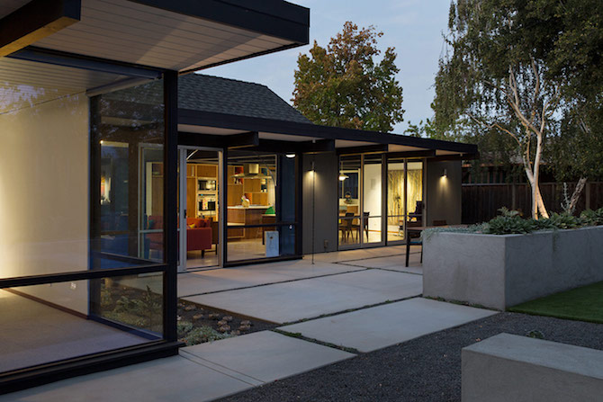 Bringing Mid-century Modern style to a Silicon Valley Home_1409 mid-century modern Bringing Mid-century Modern style to a Silicon Valley Home Bringing Mid century Modern style to a Silicon Valley Home 1409