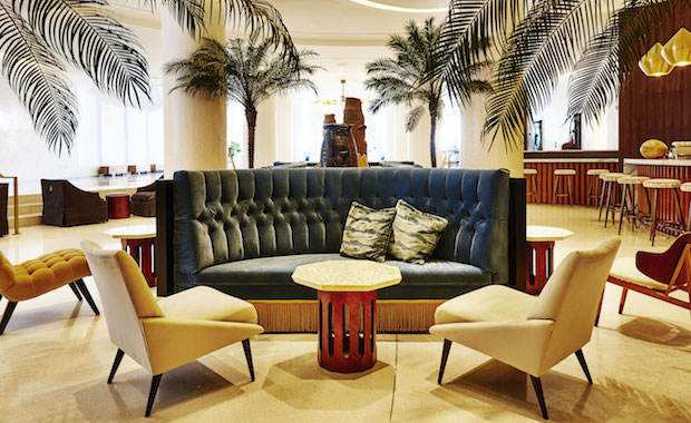 5 Top Hotels With Midcentury Modern