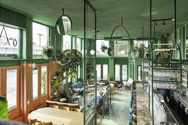 Bar Botanique Cafe Tropique_discover a rainforest-like feel_BOTANIQUE_03 bar Bar Botanique Cafe Tropique: discover a rainforest-like feel Bar Botanique Cafe Tropique discover a rainforest like feel BOTANIQUE 03