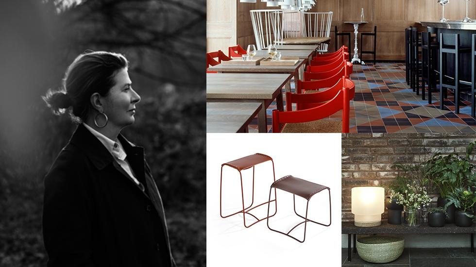 Ilse Crawford Ilse Crawford – Designer of the year 2016 M&O September Ilse Crawford Capa