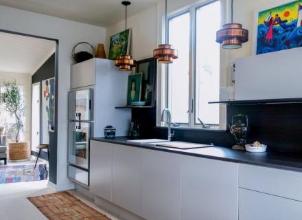 Modern Scandinavian Kitchen Renovation