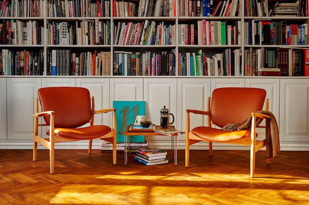 france-chair-one-collection-furniture-design-Relaunch of an 1950's Danish Design Chair by Finn Juhl__6 danish design Relaunch of an 1950's Danish Design Chair by Finn Juhl france chair one collection furniture design Relaunch of an 1958 chair by Finn Juhl 6
