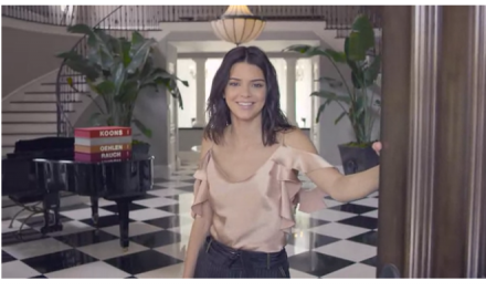 Fashion: Vogue asks 73 questions for Kendall Jenner