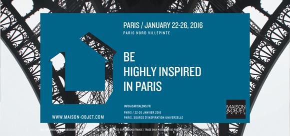 Maison & Objet-PARIS-2016