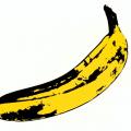 banana warhol