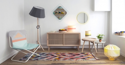 COLONEL: Furniture Design & Lighting that evokes good feelings