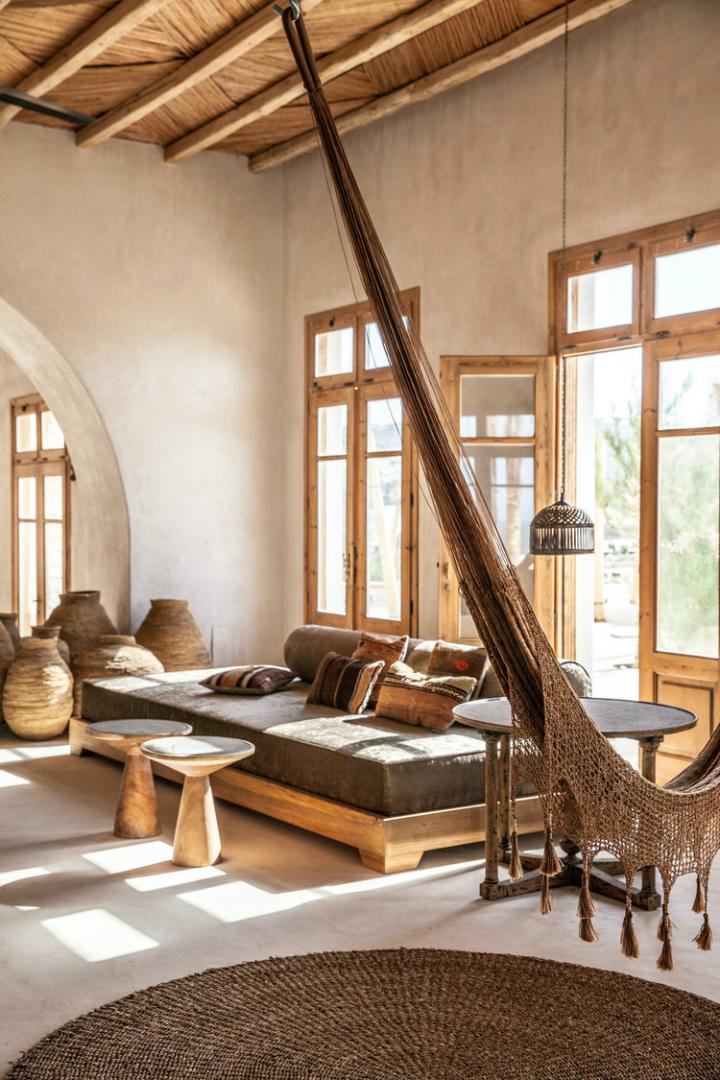 Charmant Bohemian House_3 Bohemian Bohemian Interiors With A Lot Of Character  Bohemian House 3