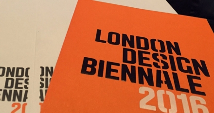 London Design Biennale at Somerset House