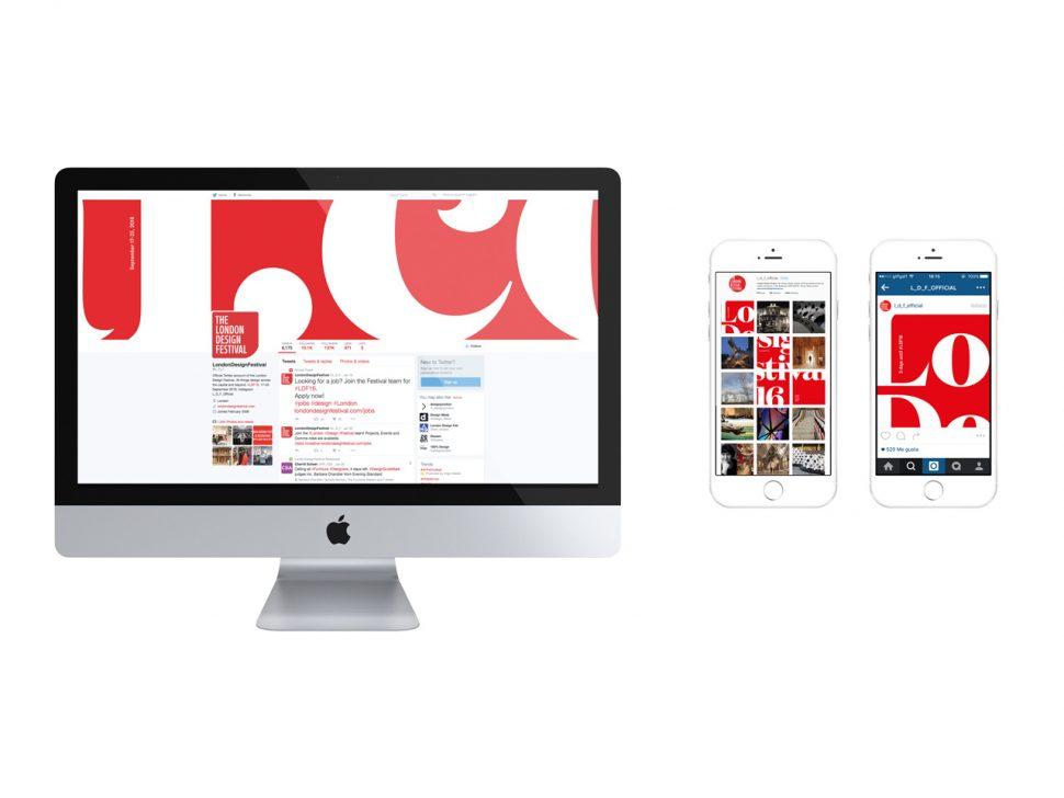 london design festival online London Design Festival London Design Festival 2016: flooding the city in red and white London design festival online