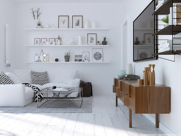 Three Styles of Scandinavian Spaces-9240670 Scandinavian Three Styles of Scandinavian Spaces Three Styles of Scandinavian Spaces 9240670