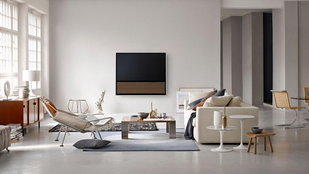 beovision14-television television Bang & Olufsen revamps television as decor centerpiece beovision14 television 1024x576