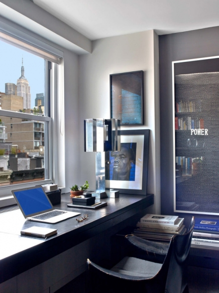 1960's NYC Apartment Inspired by Tom Ford and Halston