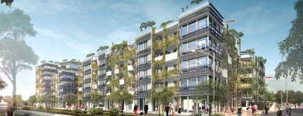 Heildelberg Village, the first sustainable condominium in the world