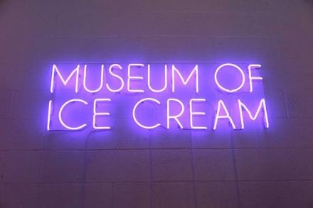The Museum of Ice Cream in New York City