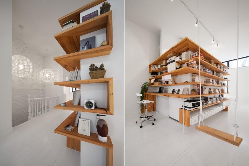 shelf 5 corner Turn corners, nooks and niches into useful spaces corner shelf 5