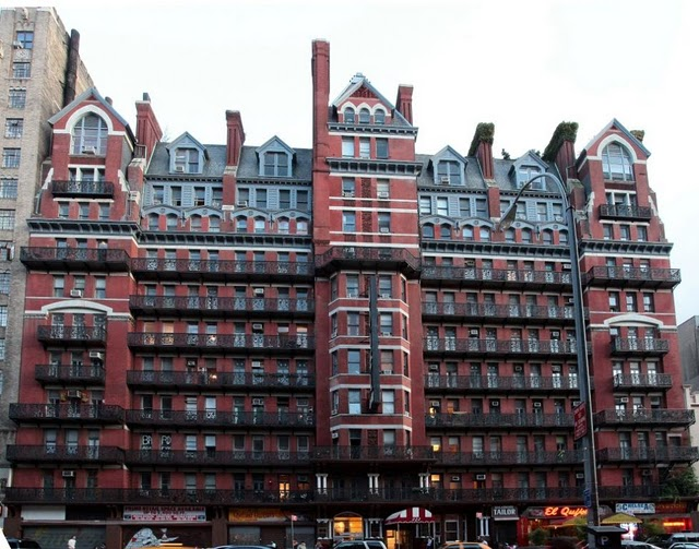 Just take a look at the hundreds of Haunted Hotels forums on Trip Advisor: For many, just like a pool or free Wi-Fi, paranormal activity is another must-have amenity. Haunted Hotels 6 Haunted Hotels that you can stay in for the spookiest Halloween the chelsea hotel 3