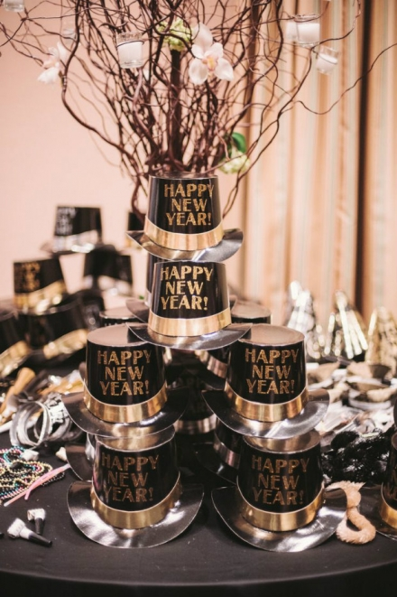 TOP DESIGN IDEAS FOR NEW YEARS EVE