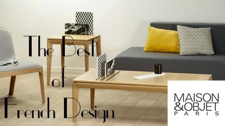 The Best of French Design At Maison Et Objet Paris 2017
