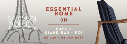 Essential Home at Maison et Objet January 2017