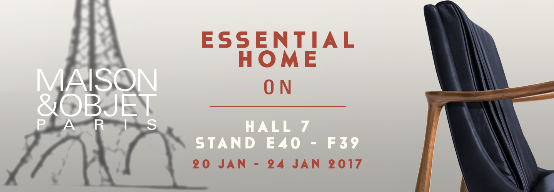 Maison et Objet Essential Home at Maison et Objet January 2017 banner homepage mo17