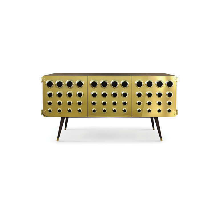 Essential Home at Maison et Objet January 2017 Maison et Objet Essential Home at Maison et Objet January 2017 monocles sideboard detail 01