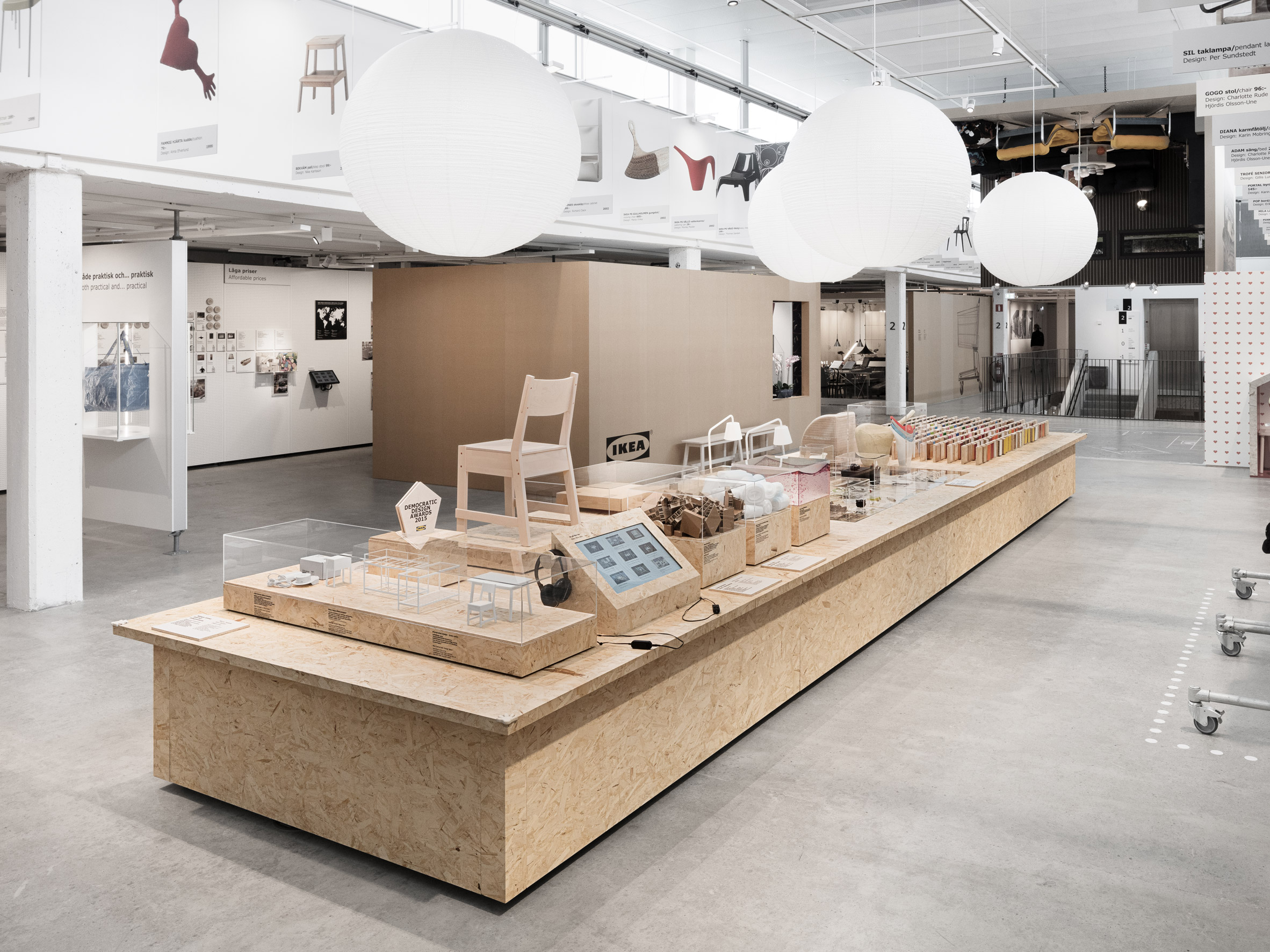 1 Interactive exhibitions designed for IKEA Museum in Sweden IKEA museum Interactive exhibitions designed for IKEA Museum in Sweden 1 2